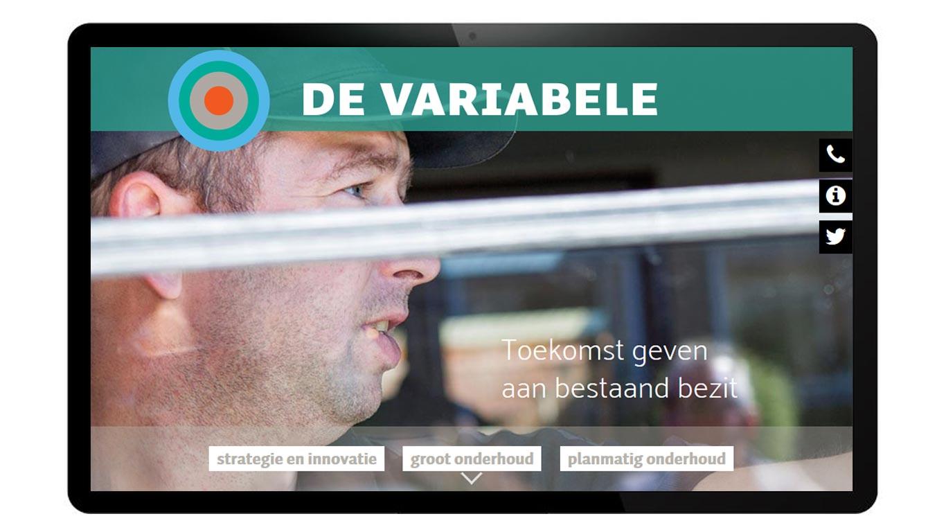 de-variabele-homepage