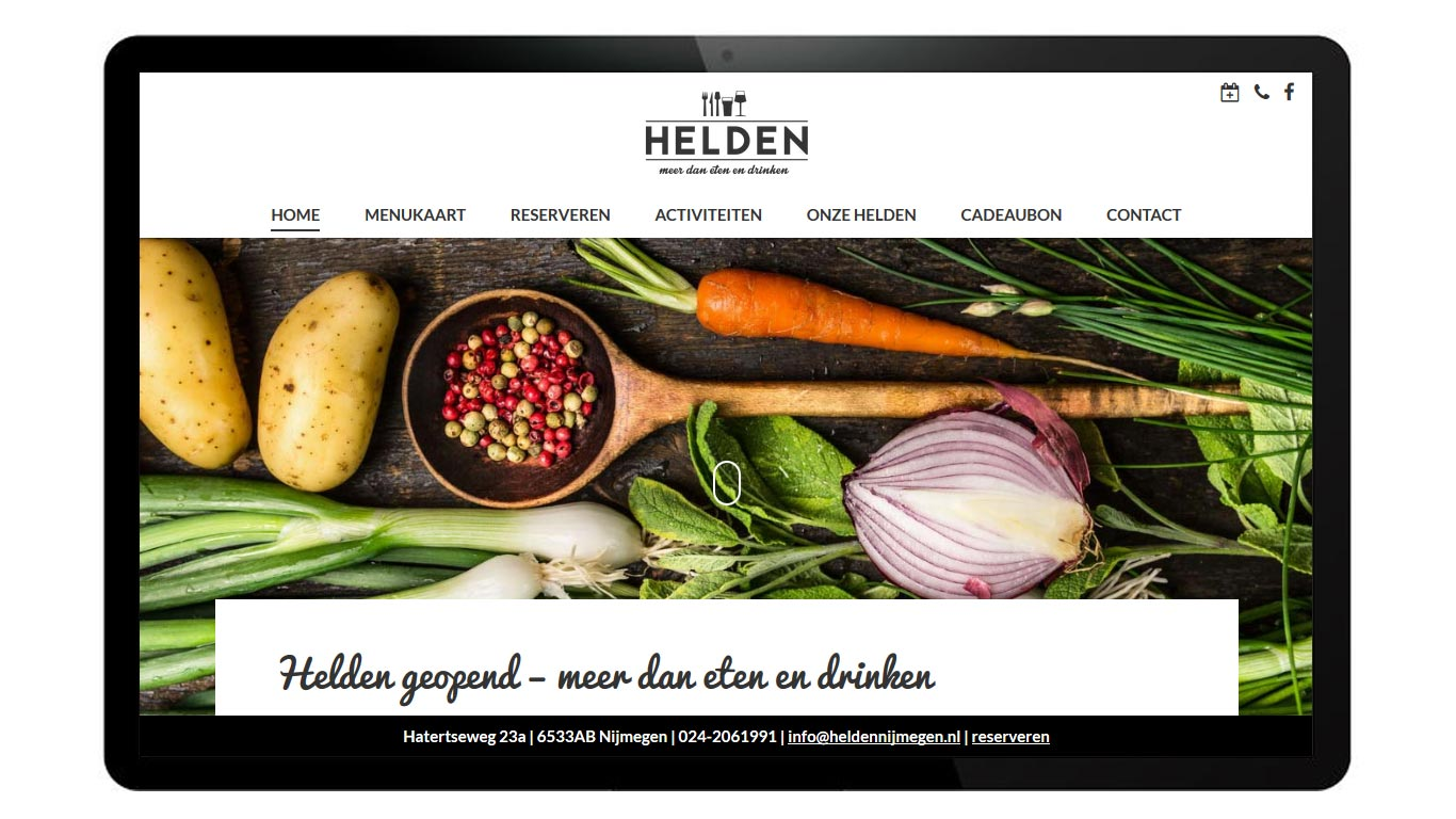 helden-homepage